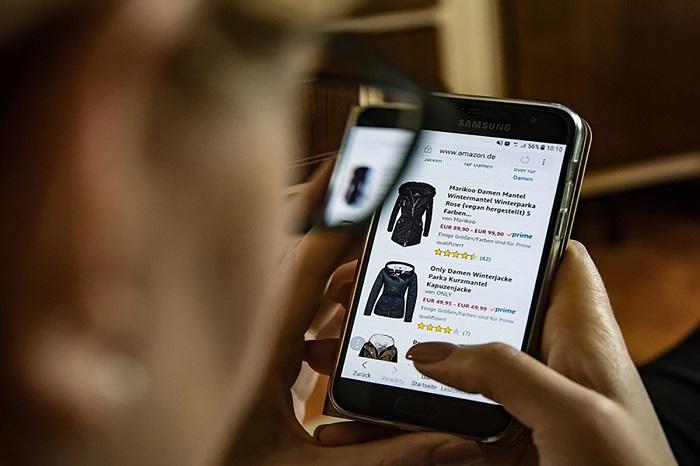 ЕCommerce Amazon Asos