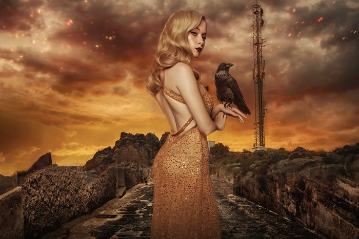 хороскоп жена оган
