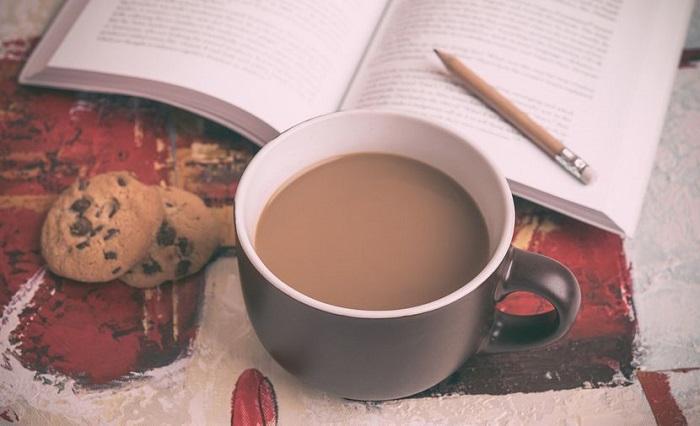 Кафе читање книга