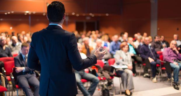 govor pred publika