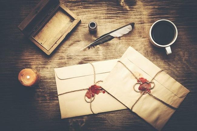 најпознати љубовни писма