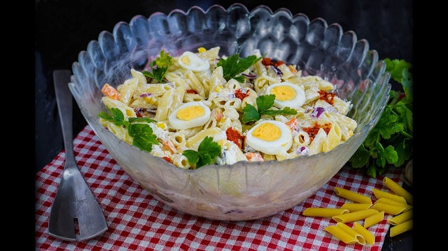 salata sedmo nebo