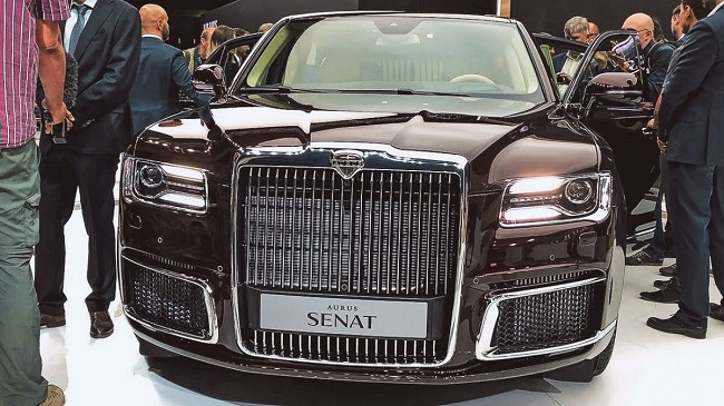 Putin-avtomobil