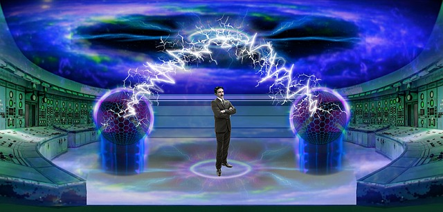 Nikola-Tesla-vegeterijance